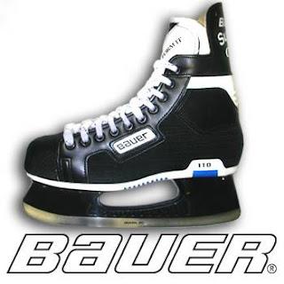 Bauer Supreme Classic 110 Ice Hockey Skates Adult Mens Senior Sr Size 6 D