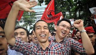 Jokowi-Ahok, Isu SARA Jokowi-Ahok