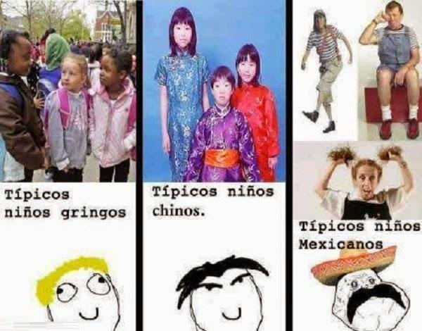 Los raros niños mexicanos