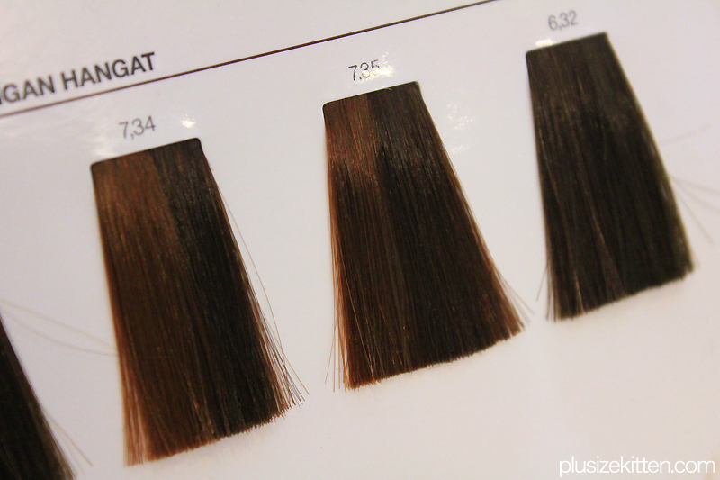 Plus Size Kitten Loral Professionnel Inoa 2 Hair Coloring Review