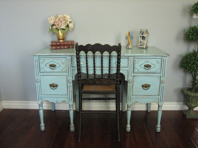 European paint finishes shabby chic desk Simply shabby chic bedroom furniture