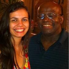 Advogada catarinense de 24 anos é a namorada de Joaquim Barbosa