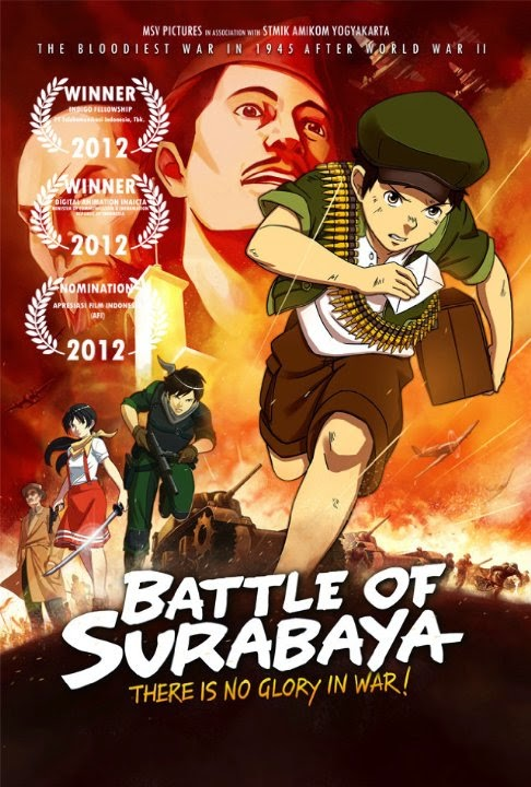 Battle Of Surabaya Film Animasi Indonesia