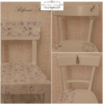 Makeover starinskih drvenih stolica