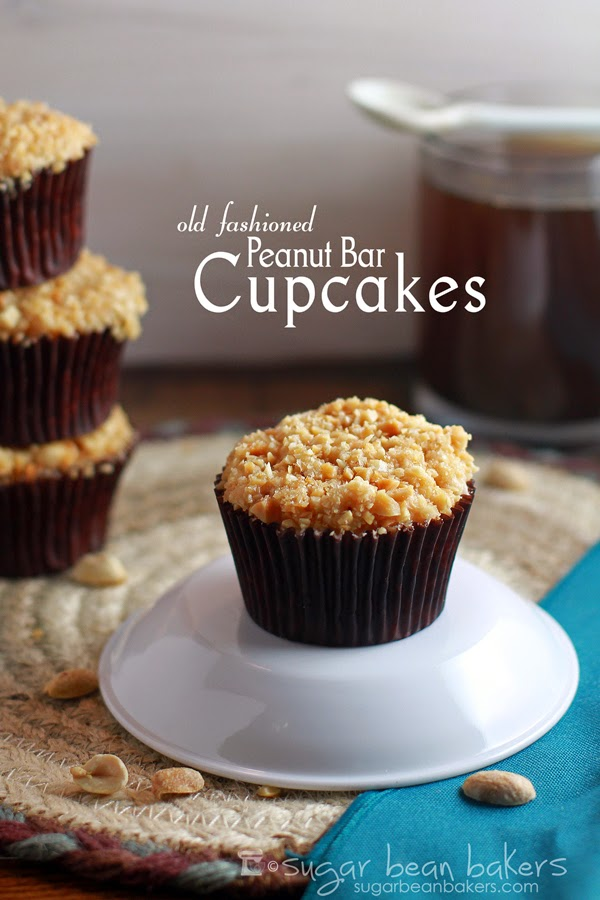 Old-Fashioned Cupcakes Recipe — Dishmaps
