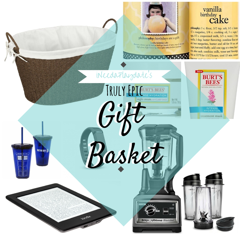 My Truly Epic Gift Basket | iNeed a Playdate @mryjhnsn