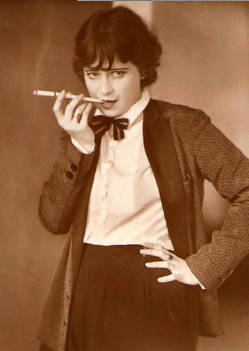 vintage portrait valerie boothby