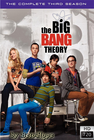 The Big Bang Theory Temporada 3 [720p] [Latino-Ingles] [MEGA]