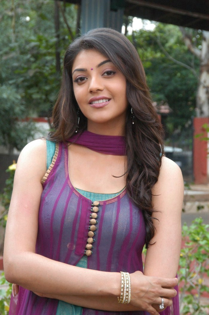 Kajal Agarwal Cute Pics From in Mr.Perfect Telugu Movie