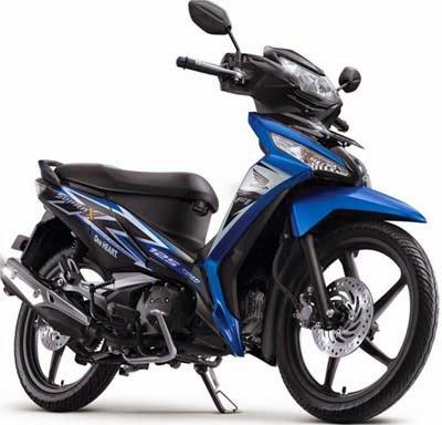 Harga Honda Supra X 125 FI