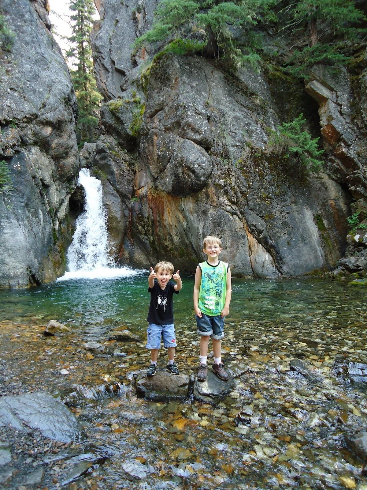 Big Grey Rocks: Kids Hiking, Biking, Skiing, Snowshoeing ...