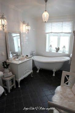 Badet vårt ♥