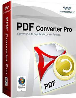 Wondershare PDF Converter Pro 3.0.0.9 Español OCR Portable y Full Descargar 2012