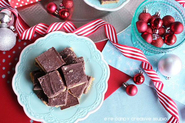 easy holiday dessert, HolidayRemix, Nestle morsels, ornaments