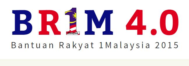 Senarai Agihan Bantuan Rakyat 1 Malaysia BR1M 4 0 2015