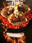 Winning turkeys chosen by Buddy, The Cake Boss