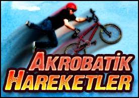 Akrobatik Hareketler Oyunu