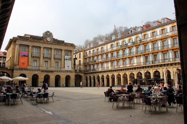 Plaza de la Constitución de San Sebastián