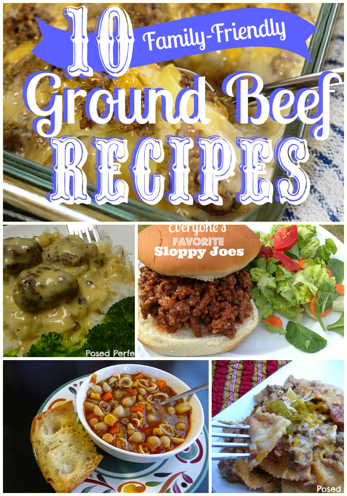 10 Family Dinners That Start with Ground Beef- Top 10 Recipes of 2014