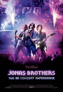 Jonas Brothers: The 3D Concert Experience – DVDRIP LATINO