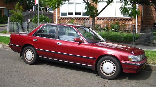 Toyota Cressida GLX 1988