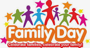 May 15 - Family Day