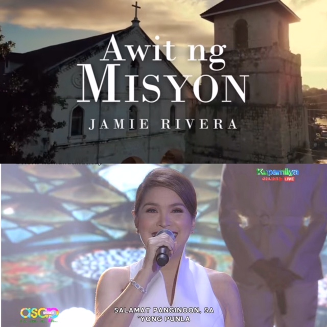 """Jamie Rivera Releases """"Awit ng Misyon"""" MV in Celebration of 500 Years of Christianity in the Philippines"""