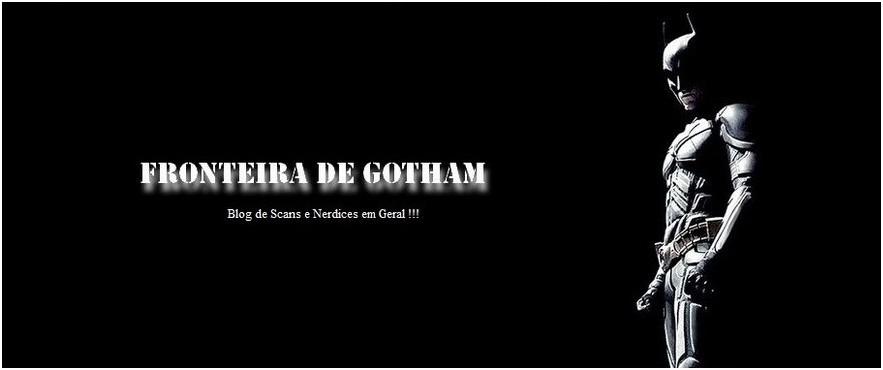 Fronteira de Gotham