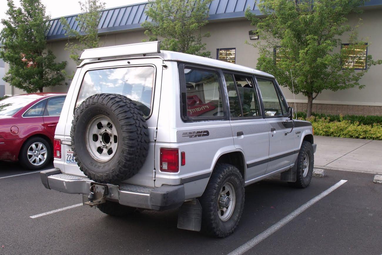 1988 Mitsubishi Montero Sport
