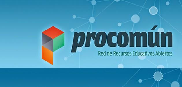 """""""Procomún, red de recursos educativos en abierto"""""""