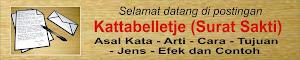 Kattabelletje (Surat Sakti) : Asal Kata - Arti - Cara - Tujuan - Jens - Efek dan Contoh