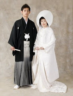 Japanese Kimono Wedding Dress