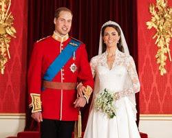 foto pernikahan resmi Pangeran William dan Kate Middleton
