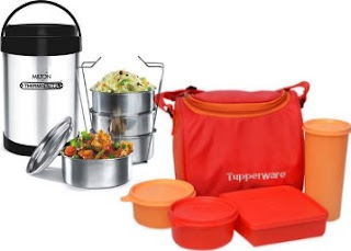 Paytm : Buy Lunch Boxes And Tiffins of Tupperware,Milton & cello And get at flat 50% off, starting at Rs.113 – buytoearn