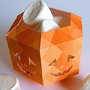 DIY lanterne citrouille pour Halloween