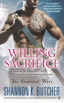 Giveaway: Willing Sacrifice