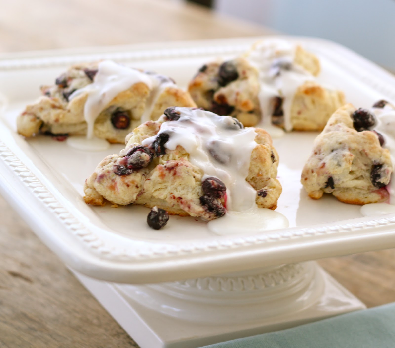 ... Scones, Scones, Scones... I'm fool for Scones | Quick Blueberry Lemon