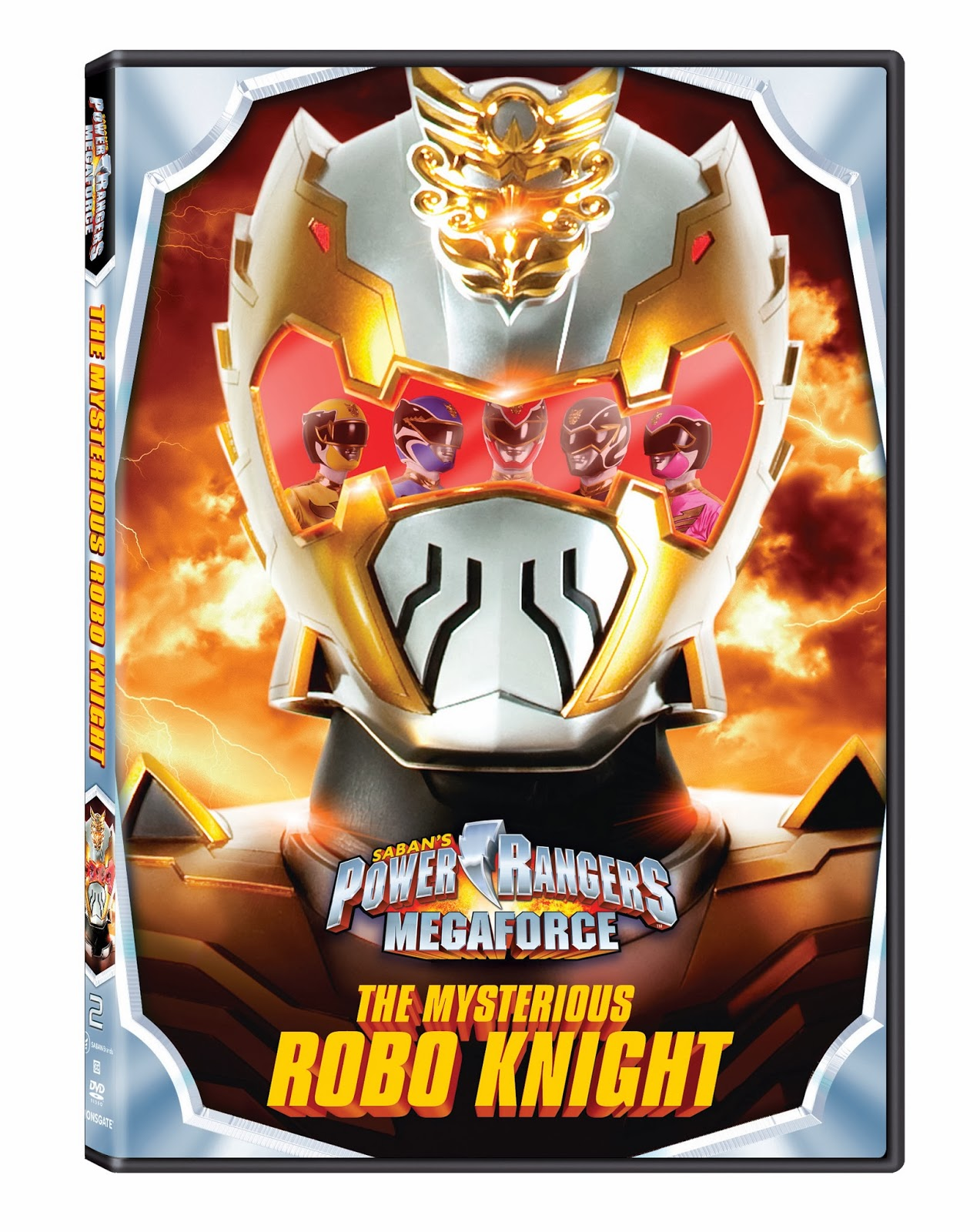 Heck Of A Bunch: Power Rangers Megaforce: The Mysterious Robo Knight ...