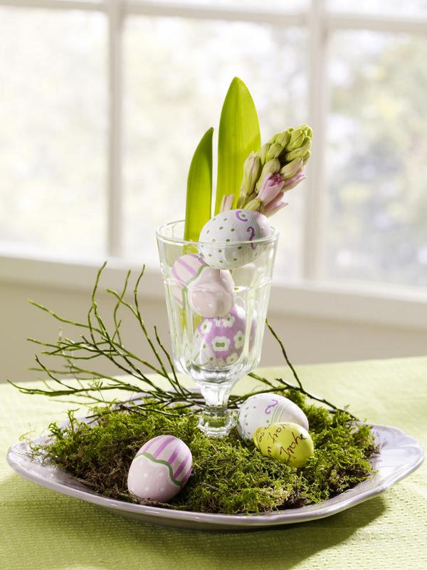 Easter Decor Easter Decorating Ideas Interiors And