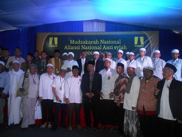 Bandung Menjadi Tuan Rumah Kegiatan Mudzakarah Nasional ANNAS 2015