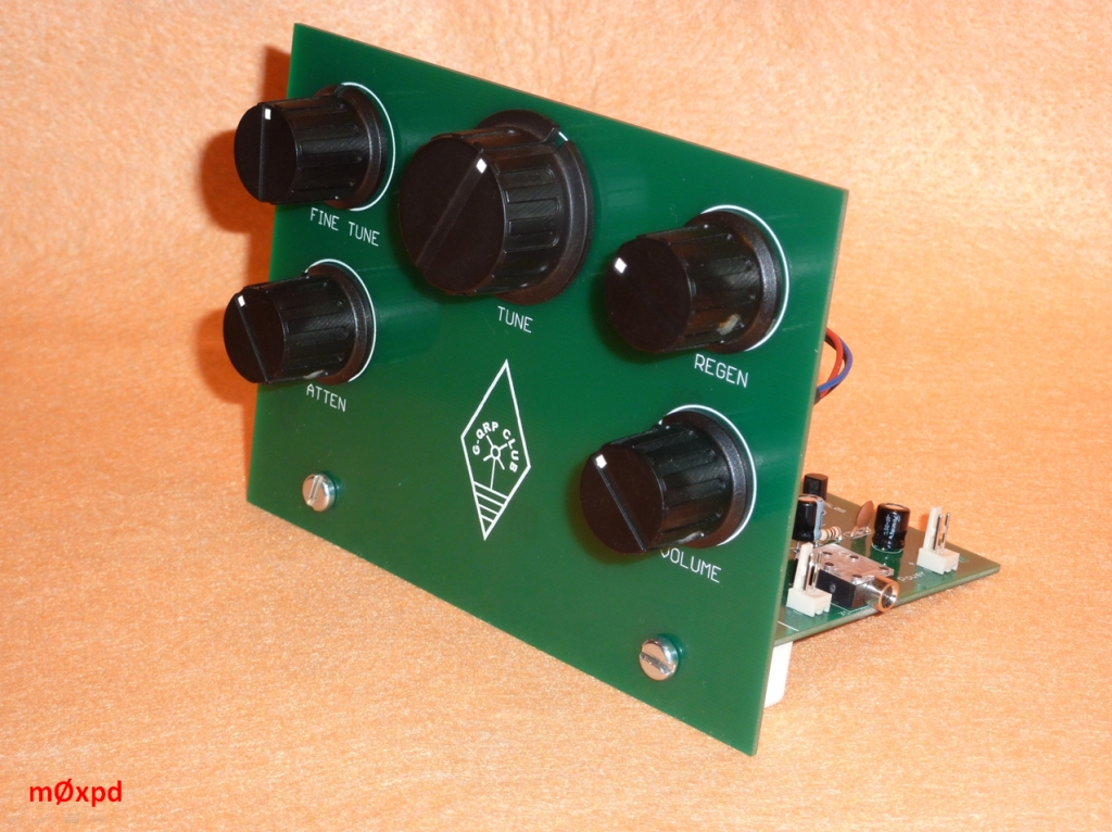 how to build an am radio receiver