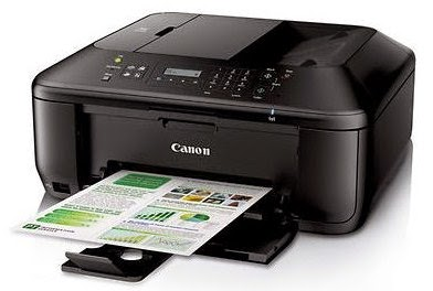 Canon Pixma MX452 Driver Download