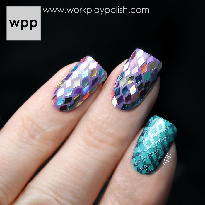 Nicole by OPI 2014 New Releases Nail Art