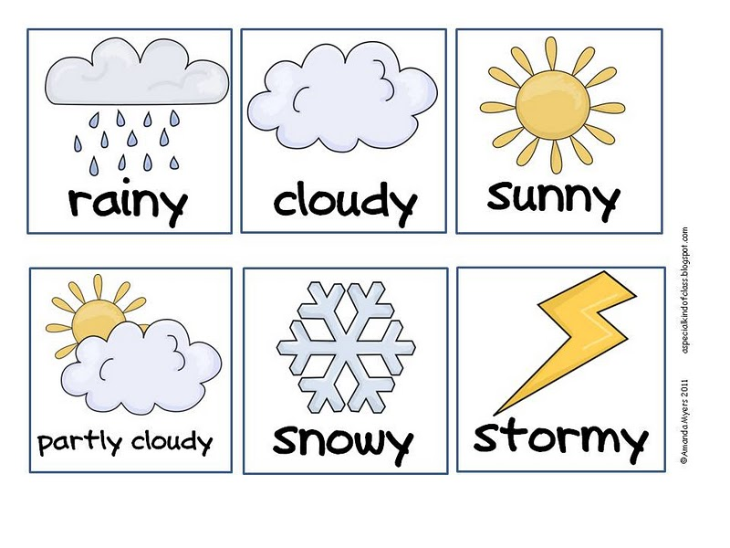 weather chart for preschool: Weather chart preschool weather chart google search chatterbox