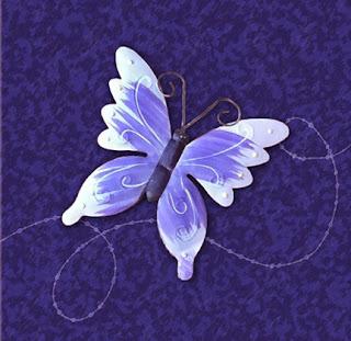 Periwinkle Butterfly