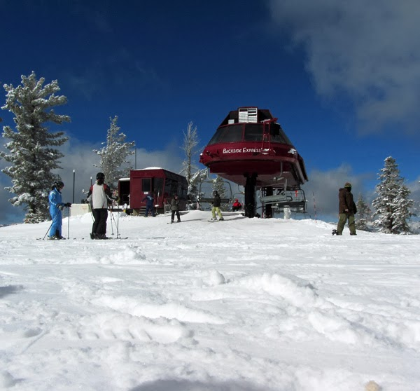 Two skier deaths on Tahoe Slopes