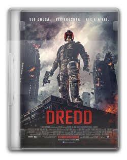 Dredd HDRip AVI Dual Áudio + RMVB Dublado