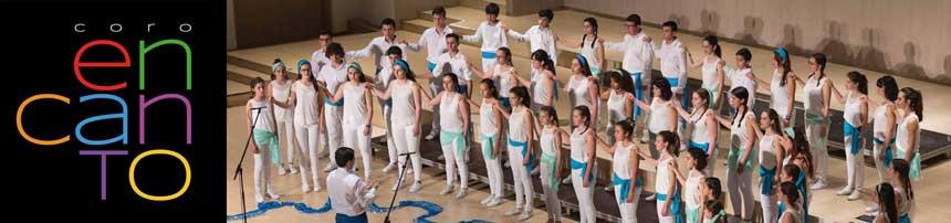 Coro Encanto - Coro juvenil - Bodas y conciertos en Madrid y toda España