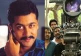Red Dragon Camera in Surya's Film