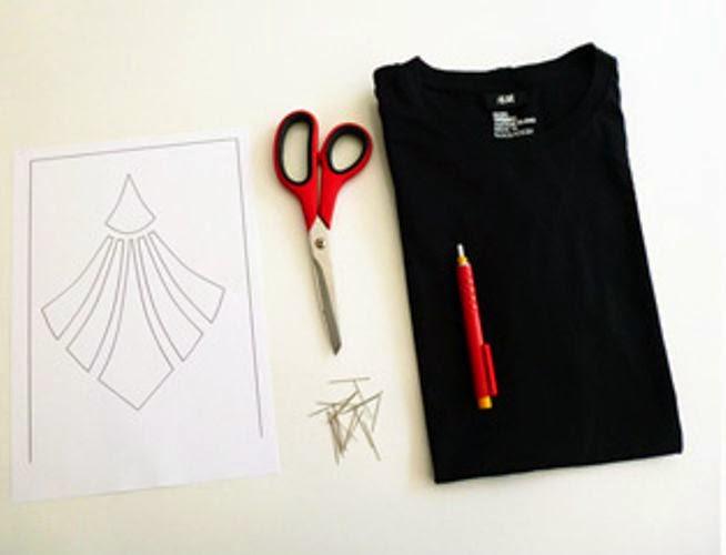 DIY: ¡Renueva tus blusas! Paso 1